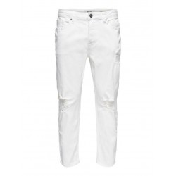 JEANS CROPPED ONLY & SONS